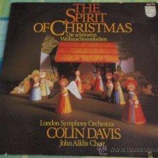 Discos de vinilo: LONDON SYMPHONY ORCHESTRA COLIN DAVIS & JOHN ALLDIS CHOIR. Lote 52697006