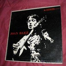 Discos de vinilo: JOAN BAEZ LP JOAN BAEZ ORIGINAL USA VANGUARD VRS 9078. Lote 20002204