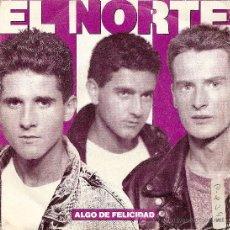 Discos de vinilo: SINGLE PROMOCIONAL - EL NORTE (1989) *VER FOTO ADICIONAL*. Lote 20015956