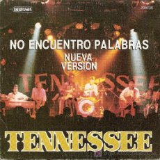 Discos de vinilo: SINGLE PROMOCIONAL - TENNESSEE (1989) *VER FOTO ADICIONAL*. Lote 20016014