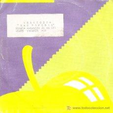 Discos de vinilo: SINGLE PROMOCIONAL - TRACTORES (1992). Lote 23455322