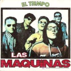 Discos de vinilo: SINGLE PROMOCIONAL - EL TIEMPO (1992). Lote 20016074