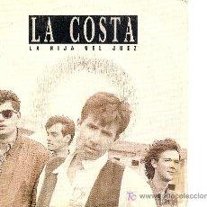 Discos de vinilo: SINGLE PROMOCIONAL - LA COSTA (1990). Lote 20016101