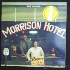 Discos de vinilo: LP MORRISON HOTEL 1982- THE DOORS . Lote 20019183