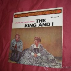 Discos de vinilo: ORIGINAL BROADWAY CAST THE KING AND I RODGERS AND AMMERSTEINS .LP USA MCA VER FOTO. Lote 20022148