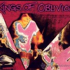 Discos de vinilo: KINGS OF OBLIVION - WASTER MACHINE (LP) . NUEVO. Lote 26950696