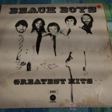 Discos de vinilo: BEACH BOYS ( BEACH BOYS GREATEST HITS ) '16 CANCIONES' ENGLAND LP33 CAPITOL RECORDS. Lote 20039682