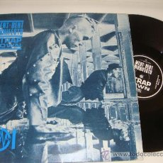 Discos de vinilo: MEAT-BEAT, MANIFESTO - STRAP DOWN, MAXI SINGLE 1988. Lote 51694516