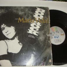 Discos de vinilo: BODY ROCK MAXI SINGLE B.S.O. VOCAL MARIA VIDAL. Lote 26689196