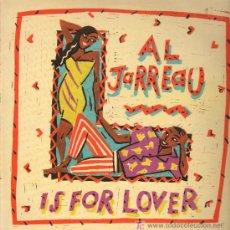 Dischi in vinile: AL JARREAU - IS FOR LOVER - MAXISINGLE 1986. Lote 20053046