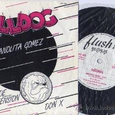 Discos de vinilo: BULLDOG MANOLITA GÓMEZ + 2 EP TONY LUZ ROCK & ROLL CLÁSICO SPAIN. Lote 26436474