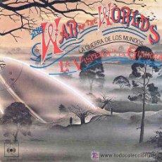 Discos de vinilo: WAR OF THE WORLDS - LA GUERRA DE LOS MUNDOS - 1978. Lote 22315908