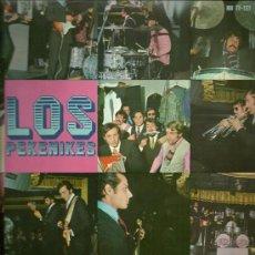 Discos de vinilo: LOS PEKENIKES LP SELLO HISPAVOX AÑO 1967. Lote 20083251