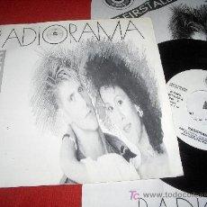 Discos de vinilo: RADIORAMA FIRE / SO I KNOW 7