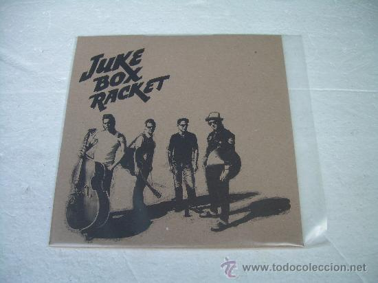 SINGLE JUKEBOX RACKET SPANISH ROCKABILLY VINILO (Música - Discos - Singles Vinilo - Rock & Roll)