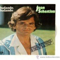 Discos de vinilo: UXV JUAN SEBASTIAN SINGLE 45 RPM 1980 GANADOR FESTIVAL VIÑA DEL MAR CHILE 80 DUDANDO . Lote 61929967