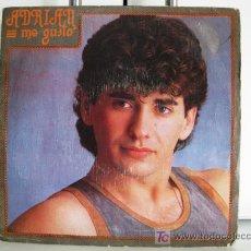 Discos de vinilo: ADRIAN - ME GUSTO - SINGLE 1984 CBS BPY. Lote 20120819