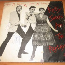 Discos de vinilo: CHISWICK.-ROCKY SHARPE AND THE REPLAYS 1978 . Lote 20123230