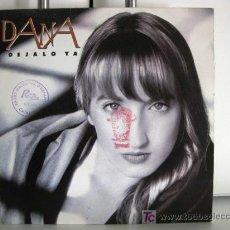 Discos de vinilo: DANA - DEJALO YA - SINGLE 1990 CBS (PROMO) BPY. Lote 20124929