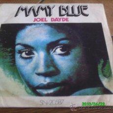 Discos de vinilo: JOEL DAYDE..MAMY BLUE... Lote 20135321
