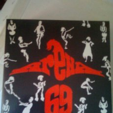 Discos de vinilo: ARENA 69 - MUCHO MEJOR (EP,SUBTERFUGE,1991) - MALASAÑA SOUND PRE-INDIE NOISE GRUNGE - YA MUY RARO. Lote 20151405