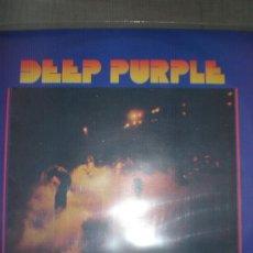 Discos de vinilo: DEEP PURPLE-LAST CONCERT IN JAPAN-EDICION COLOMBIANA ORIGINAL DE 1978.. Lote 26420285