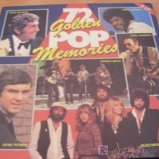 Discos de vinilo: 72 GOLDEN POP MEMORIES. CAJA 4 LP (AT). Lote 261130365