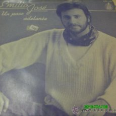 Disques de vinyle: EMILIO JOSE..UN PASO ADELANTE. Lote 20171635