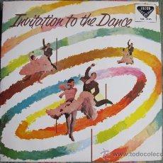 Discos de vinilo: LP - ALBERT WOLF CON LA ORQUESTA DEL CONSERVATORIO DE PARIS - INVITACION A LA DANZA. Lote 21463851