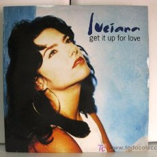 Discos de vinilo: LUCIANA - GET IT UP FOR LOVE - MAXI CHRYSALIS 1994 BPY. Lote 20195999