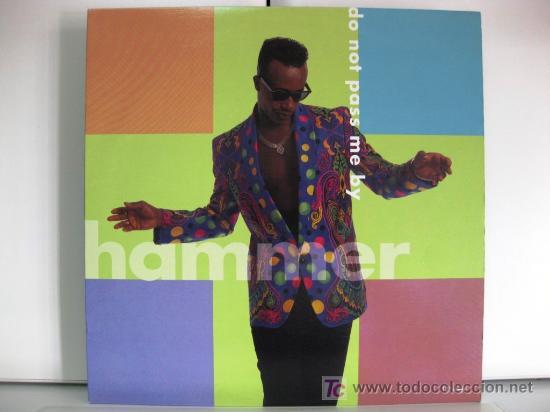 HAMMER - DO NOT PASS ME BY - MAXI CAPITOL 1991 BPY (Música - Discos de Vinilo - Maxi Singles - Rap / Hip Hop)