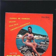 Discos de vinilo: LOS ANGELES DEL PARAQUAY HITS 1968. Lote 20189852