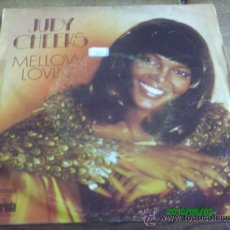 Discos de vinilo: JUDY CHEEKS.. MELLOW LOVIN... Lote 20212305