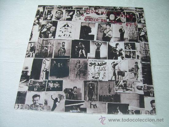 2LP THE ROLLING STONES EXILE ON MAIN ST 2010 VINILOS (Música - Discos - LP Vinilo - Pop - Rock - Extranjero de los 70)