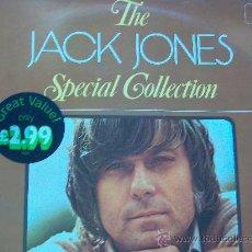 Discos de vinilo: JACK JONES,SPECIAL COLLECTION EDICION INGLESA. Lote 20262298