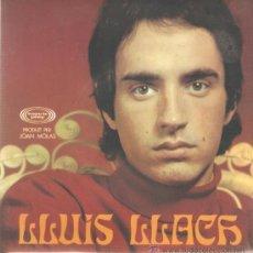 Discos de vinilo: EP LLUIS LLACH - IRENE. Lote 25729520