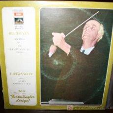 Discos de vinilo: LP - BEETHOVEN - SINFONIA Nº 6 EN FA MAYOR, OP. 68 PASTORAL. Lote 20356045