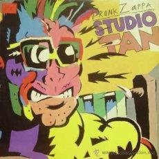 Discos de vinilo: FRANK ZAPPA-STUDIO TAN LP 1978 SPAIN. Lote 20335606