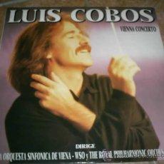 Discos de vinilo: VINILO DE LUIS COBOS VIENNA CONCERTO 1988 AÑADELO A TU COLECCION. Lote 26699220