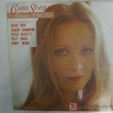 Discos de vinilo: LP-CLAIRE SÉVERAC-DREAM WITH ME-MUY RARO NUEVO-EN . Lote 27459245