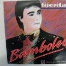 Discos de vinilo: MAXI SINGLE-BAMBOLEO-TIJERÍTAS-3 VERSIONES-INSTRUMENTAL,MAXI Y SINGLE-NUEVO Y EN . Lote 27224284