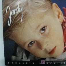 Discos de vinilo: LP-JORDY-POCHETTE SURPRISE-NUEVO, MUY RARO Y EN . Lote 27179751