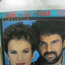 Discos de vinilo: LP-PIMPINELA-HAY AMORES Y AMORES...-NUEVO, MUY RARO EN . Lote 27459241