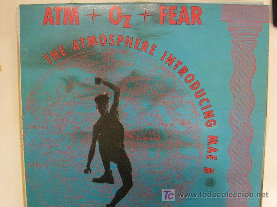 MAXI SINGLE-45 RPM-THE ATMOSPHERE INTRODUCING MAE B-ATM OZ FEAR-NUEVO, MUY RARO Y EN (Música - Discos de Vinilo - Maxi Singles - Cantautores Extranjeros)