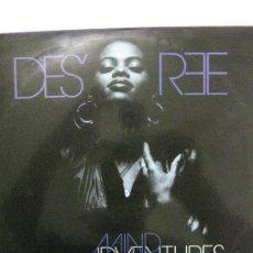Discos de vinilo: LP-DES'REE-MIND ADVENTURES-BUENO AUNQUE CON ALGUNA SEÑAL DE USO. Lote 25197914