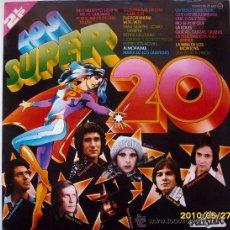 Discos de vinilo: LOS SUPER 20 EXITOS 1976. Lote 26907942