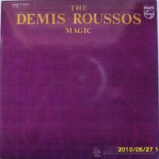 Discos de vinilo: DEMIS ROUSSOS, THE MAGIC. Lote 25454642