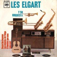 Discos de vinilo: LES ELGART Y SU ORQUESTA - EP, 1963. Lote 26808142