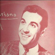 Discos de vinilo: LUIS MARIANO DOCUMENTOS INEDITOS LP SELLO EMI-PATHE EDITADO EN FRANCIA AÑO 1975. Lote 20382455