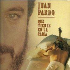 Discos de vinilo: JUAN PARDO MAXI-SINGLE SELLO HISPAVOX AÑO AÑO 1987 . Lote 20383114